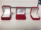 Red Velour Boxes