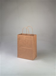 Cub Kraft Shopping Bag