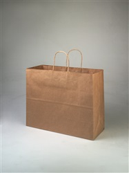 Vogue Kraft Shopping Bag