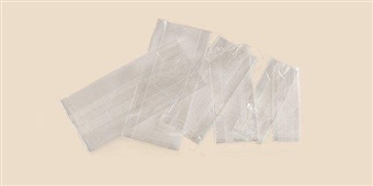 1 Square Cellophane Bags