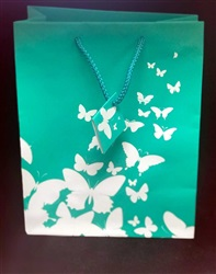 "8"" x 10"" Butterfly Spot Coating Bag"