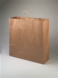Jumbo Kraft Paper Shopping Bag