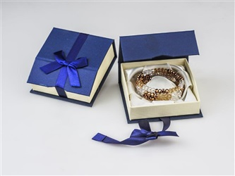 NRY-5 Satin Bangle Magnetic Boxes
