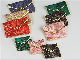 Chinese Zipper Pouches