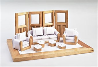 Mini Sofa Set