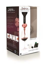 Soiree Wine Aerator with Stand