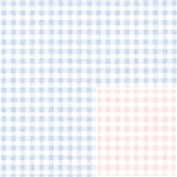 Baby Gingham (Reversible)