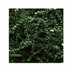Crinkle Cut Forest Green