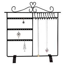 18 Earring /10 Necklace Metal Stand