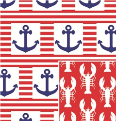Ship Ahoy! (Reversible)